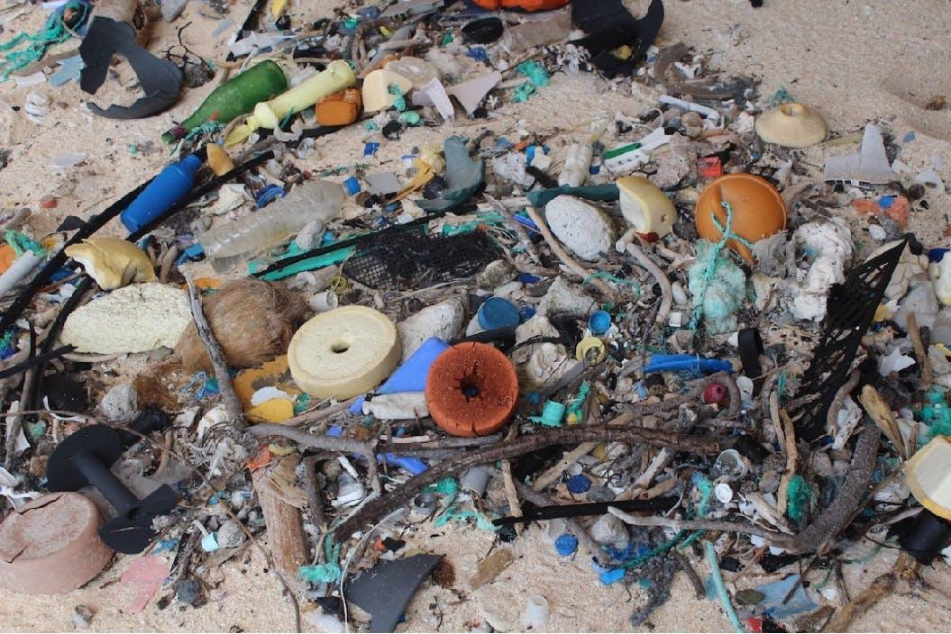 天天彩选4|飄洋過海15,000公里,5萬多件塑膠垃圾「入侵」太平洋無人島
