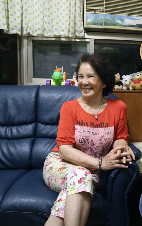 台灣戰後酒吧文化 蘇錦足女士