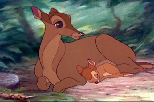 bambi-mother