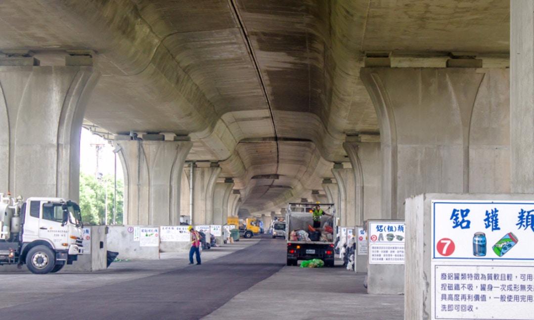 半公里廊道內的SOP:豐原區清潔隊的資源回收管理學