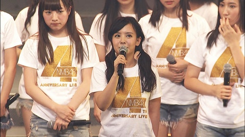 NMB48女神養成之路 RAISE YOUR ARMS AND TWIST! DOCUMENTARY OF NMB48