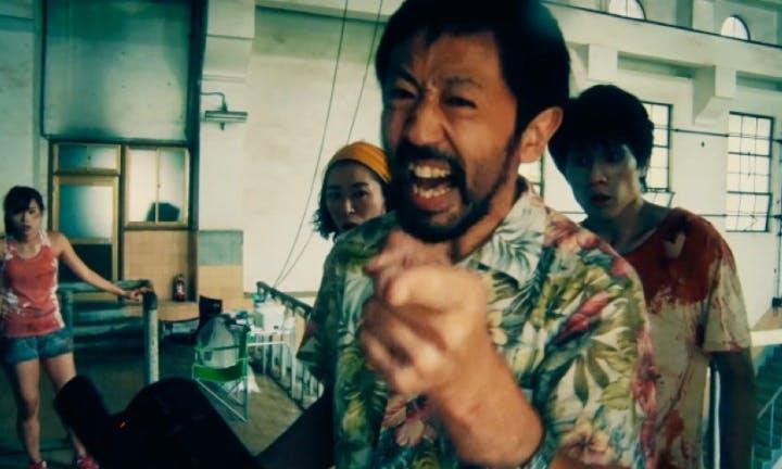 一鏡到底的低成本殭屍片《一屍到底》,是今年日本影壇的一大奇蹟