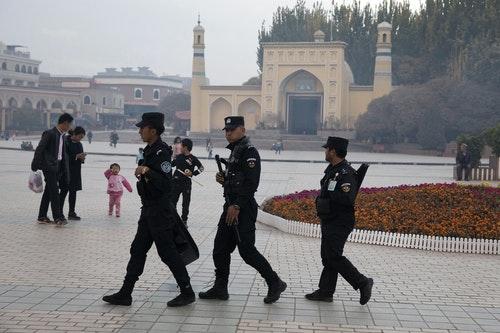 新疆警戒-5