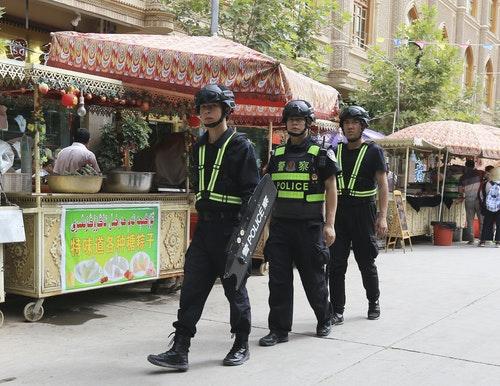 新疆警戒-8