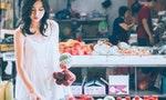 在傳統市場買肉,會有一種跟肉販心靈相通的錯覺