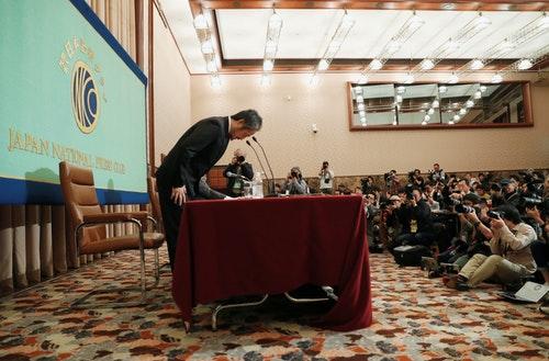 遭綁架的日本記者安田純平公開道歉