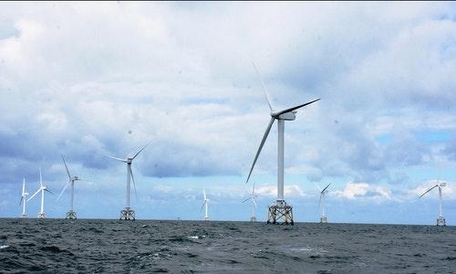 離岸風電;風力發電