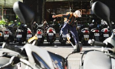 「我們不是不得已才街滑,滑板本來就是街頭的」滑板少年的台北城市指南