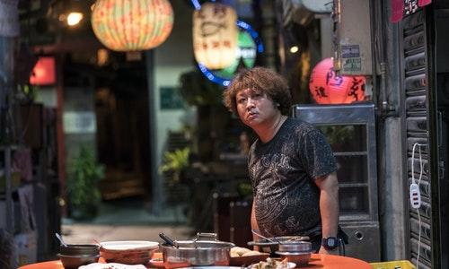 電影《小美》片中位在萬華區的熱炒店