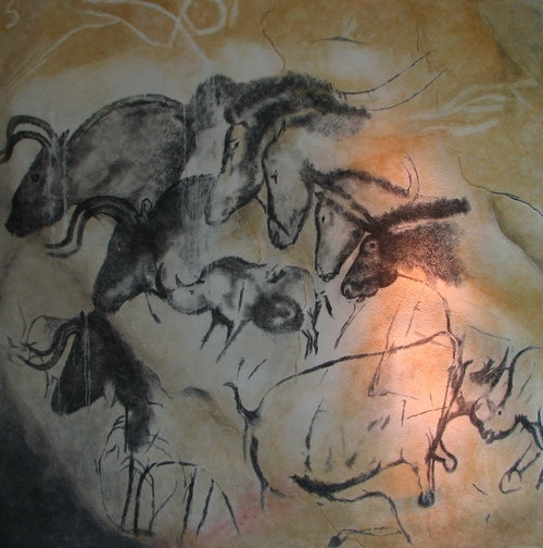 Paintings_from_the_Chauvet_cave_(museum_
