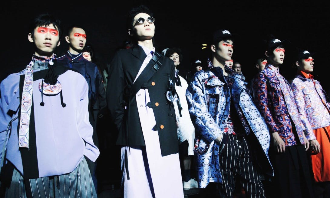 上海時裝週1