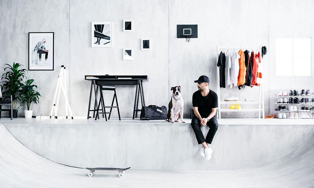 IKEA 滑板 1