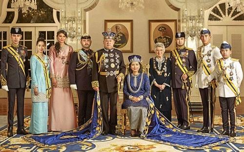 Johor_Royal_Family_2015