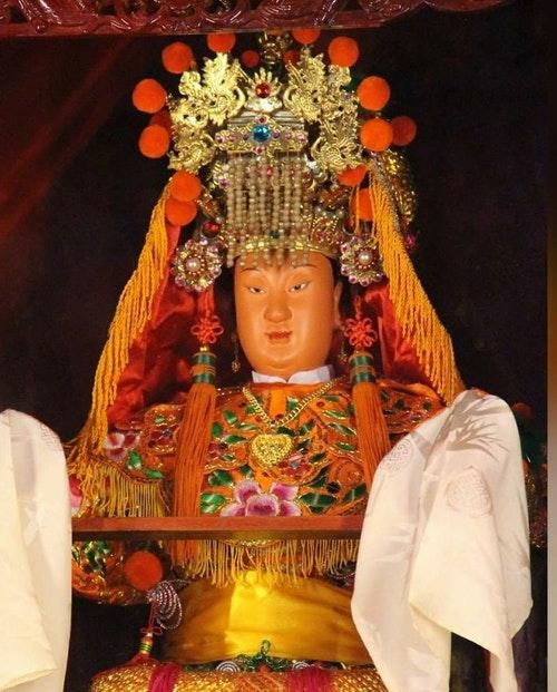 白沙屯媽祖進香民俗廟會活動
