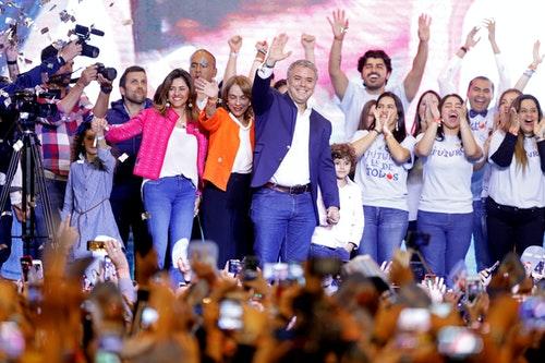哥倫比亞總統大選
