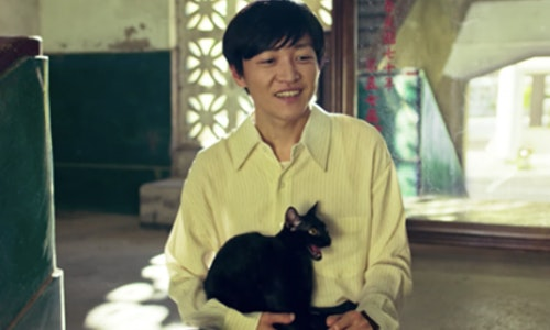 全聯中元節廣告Allen Chen