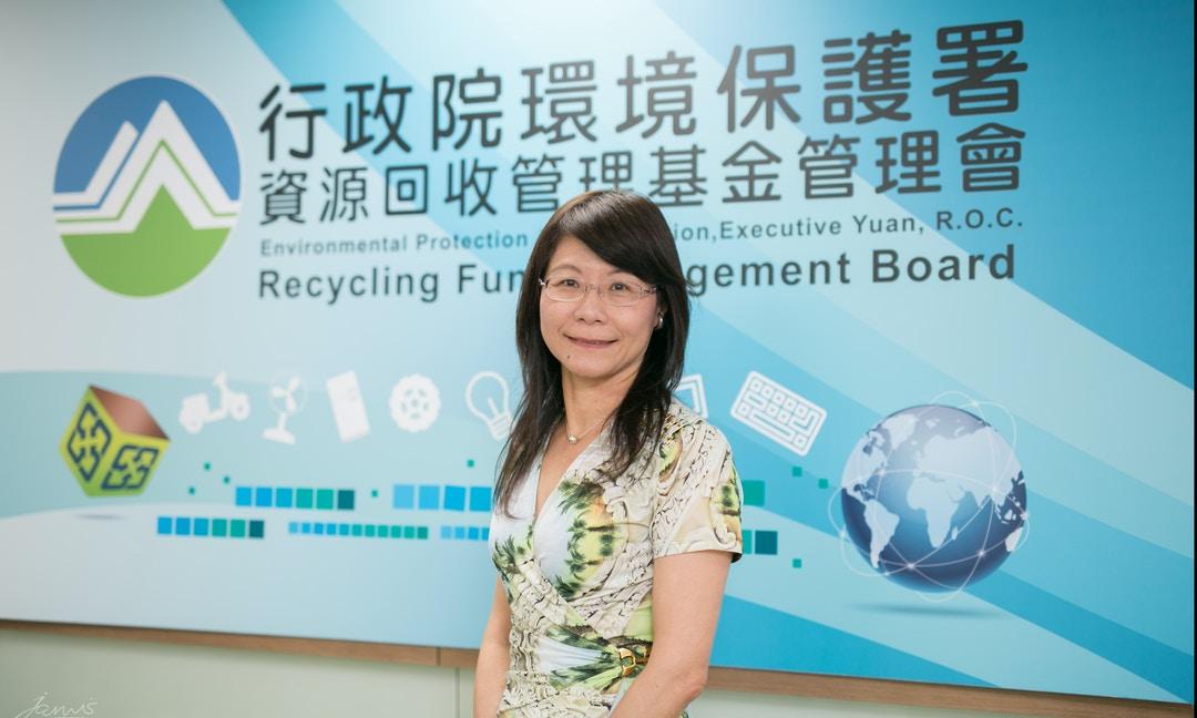 回收綠報報#27 用回收技術引領國際:基管會的環保溝通術