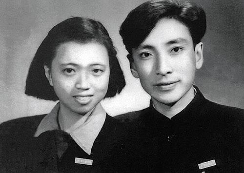 Zhu_Hong_and_Liu_Binyan's_marriage_heads