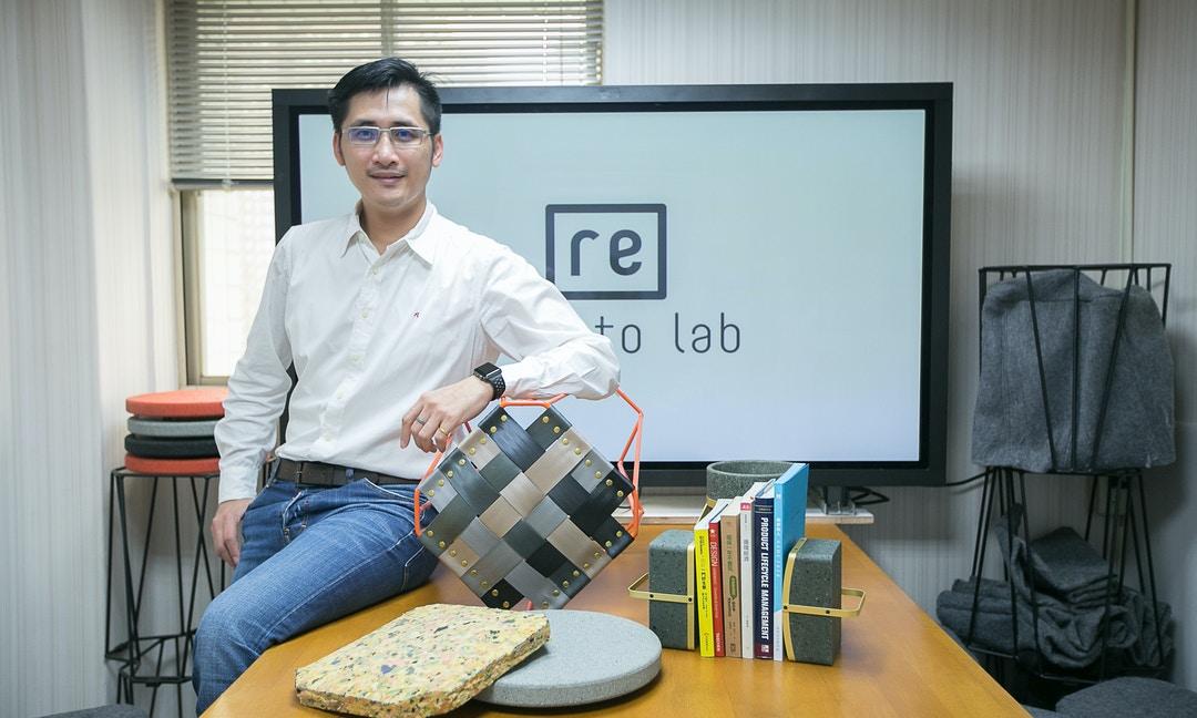 回收綠報報#35 當設計力走進廢棄物裡:REnato Lab如何靠美感打通臺灣的「循環經濟」?