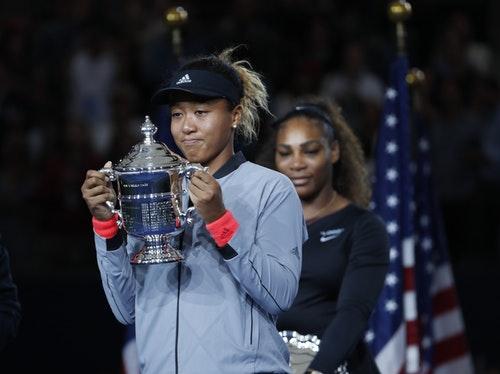 美國網球公開賽冠軍大坂直美