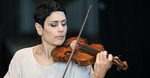 巴洛克小提琴與古小提琴家Leila Schayegh