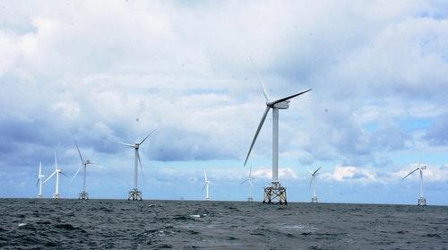 離岸風電;風機