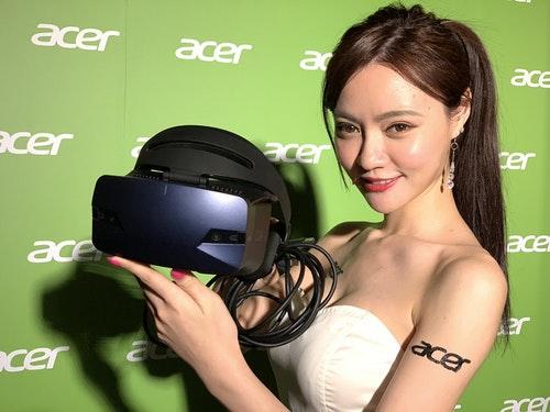 宏碁布局VR教育市場