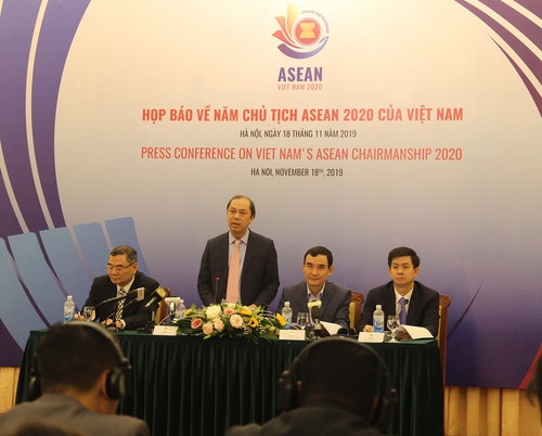 將任東協輪值主席國 越南關注南海行為準則