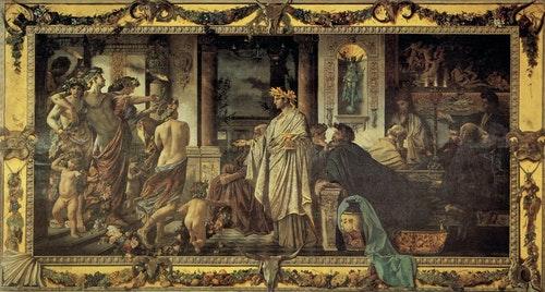 柏拉圖的饗宴