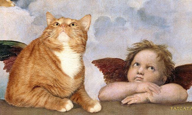 Raphael-Sistine_Madonna_Group_of_Angels-