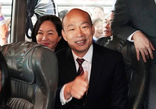 韓國瑜不言  一國兩制台灣方案已然啟動
