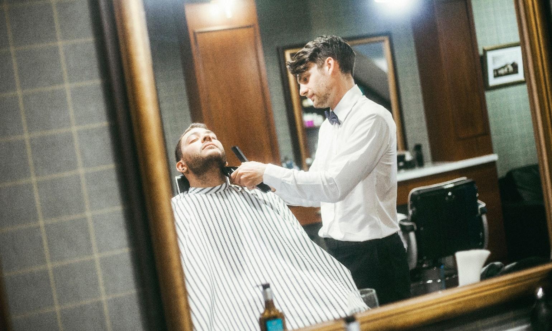 鬍鬚保養術