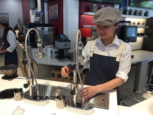 統一超商搶攻精品咖啡  店數目標1000店