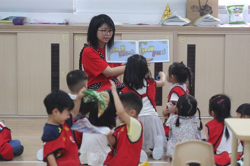 北市教育局首度合作私校非營利幼兒園(1)