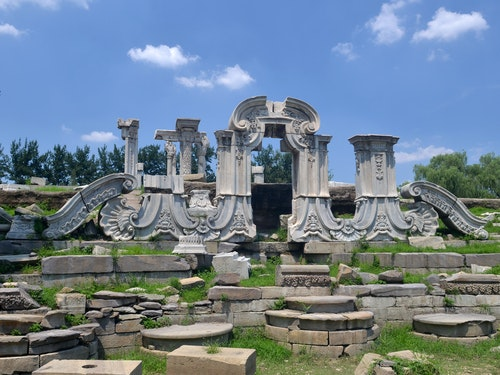 Yuanmingyuan_Ruins_of_Dashuifa_20120715