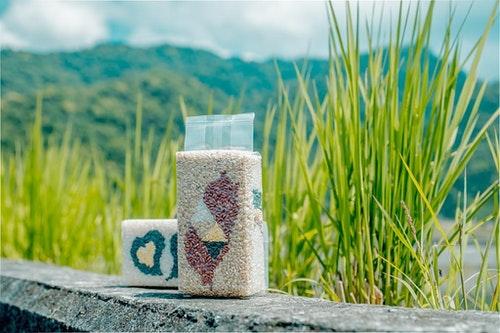 花蓮景點玩法-織羅部落彩繪米