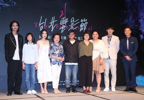 台北電影節入圍公布記者會(1)