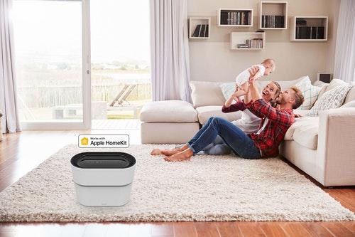 空氣品質倍受重視,許多家庭藉由空氣清淨機守護居家空氣品質。
