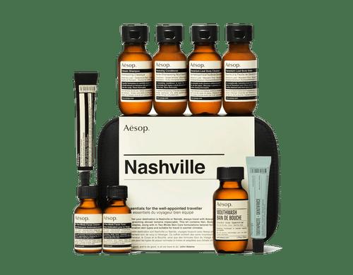 【產品圖】Aesop納許維爾(Nashville)城市旅行組NT$2,300