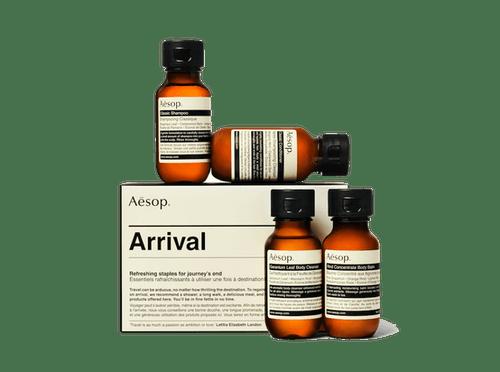 【產品圖】Aesop抵達(Arrival)旅行組NT$1,100