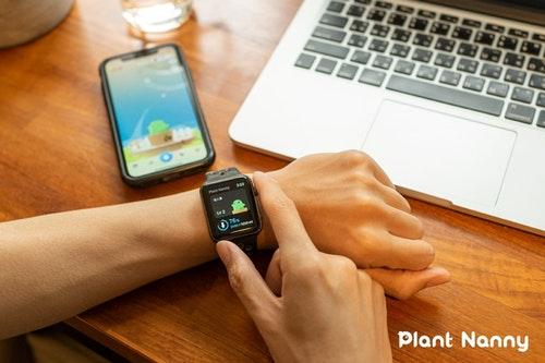 圖一:《植物保姆2》Android版全球上線,同時支援Apple_Watch