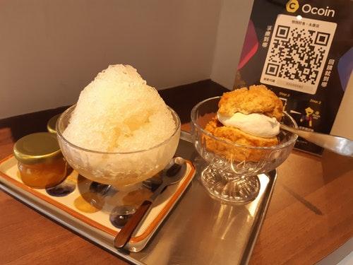 圖一、Ocard與_KKday_和亞洲萬里通合作,推出「Ocard_微奢甜點季」