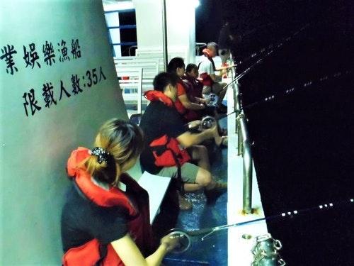 石梯坪玩法-夜釣
