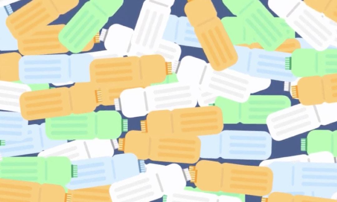 綠色之旅:從廢寶特瓶變成衣服