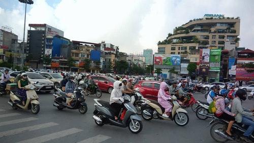 越南人口9620萬 世界上排名第15