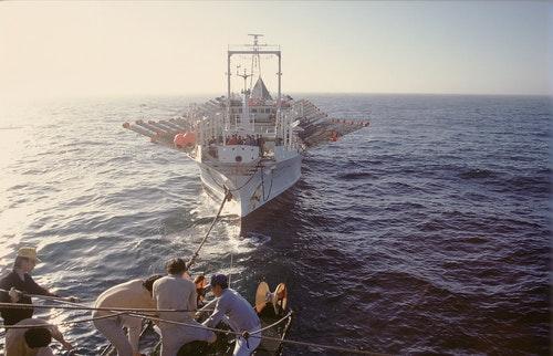 十六歲的海洋課-台灣遠洋漁業-魷釣