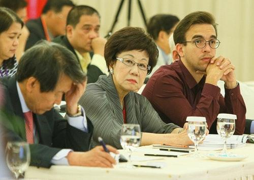 呂秀蓮出席東亞和平論壇