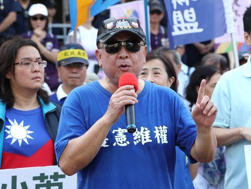 軍公教年改釋憲案  反年改抗議活動暫告段落