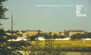 馬克雷德(Mark_Reeder)攝於柏林圍牆遠眺波茨坦廣場、死亡地帶與元首地堡