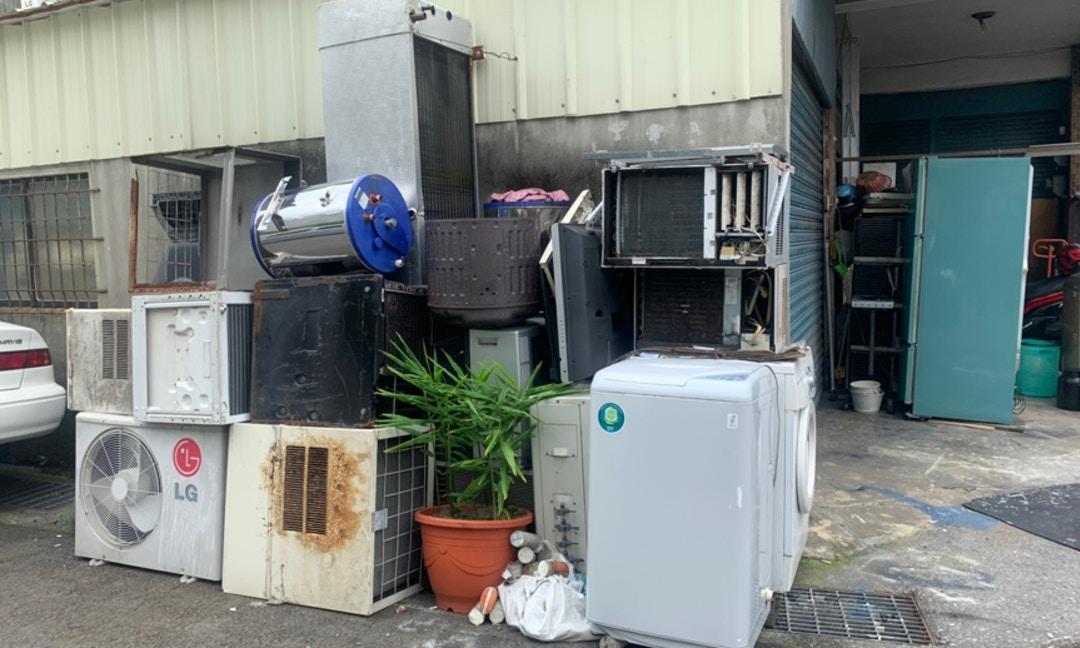 冷氣、冰箱四大家電壞掉買新的,淘汰舊的不只有人免費清運,還可以換現金!